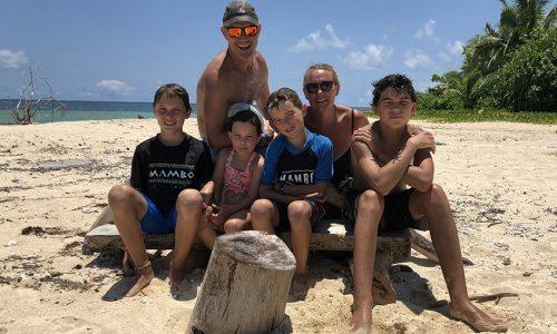 STEVEN FAMILY